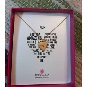 DogEared Mom NEW Necklace